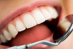 Dental exam in Londonderry